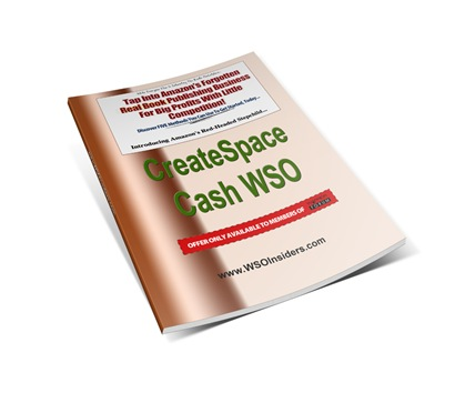 CreateSpace-Cash